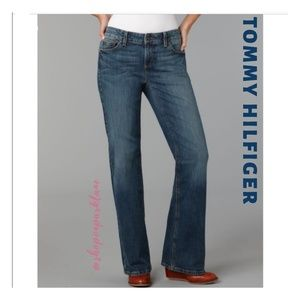 Tommy Hilfiger Freedom Boot Jeans, 16R